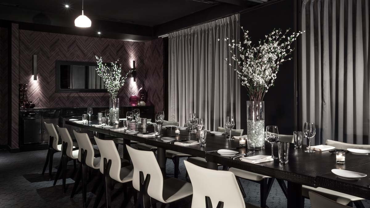 Photo #2 Small Private Dining Suite at STK - Chicago