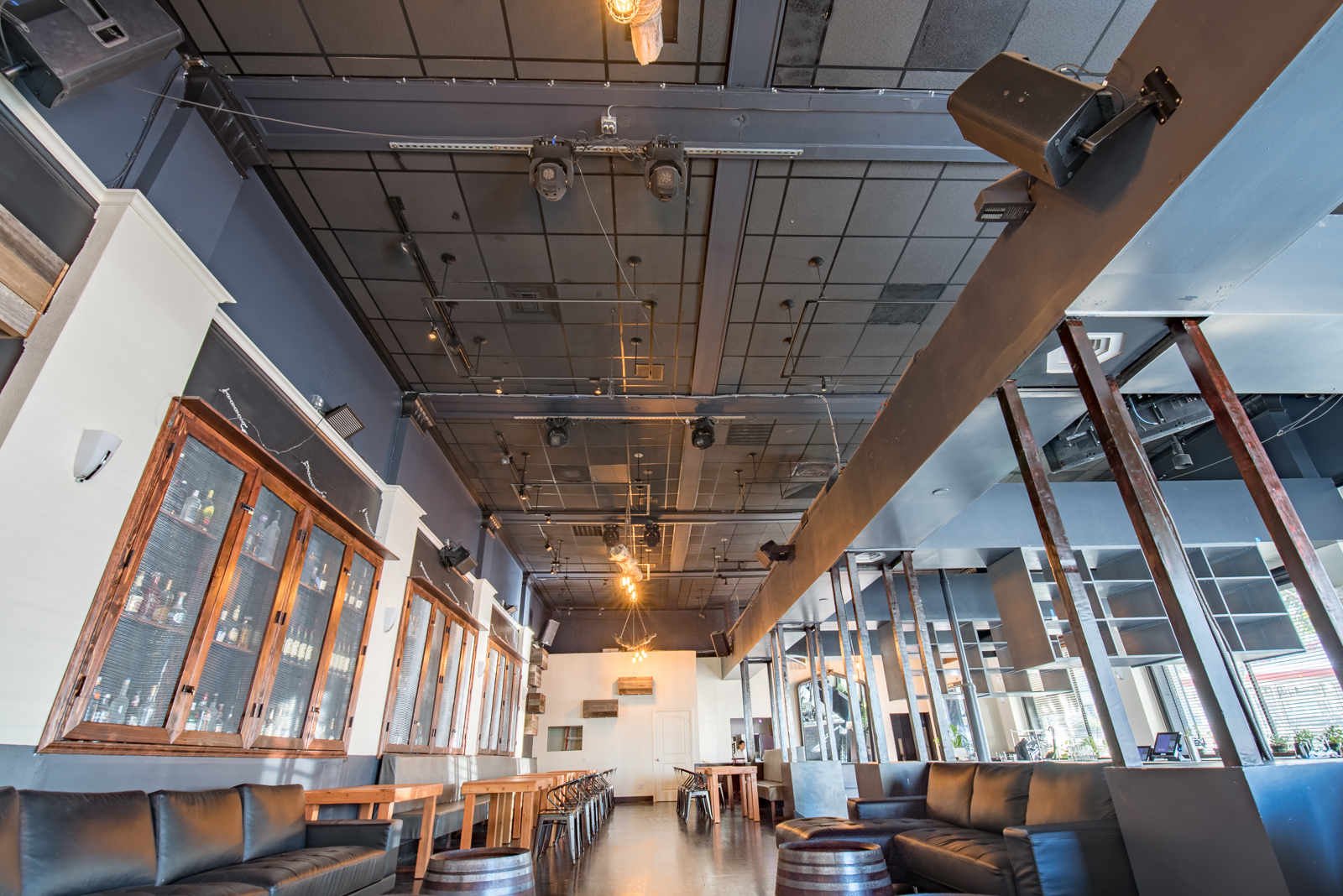 Dining / Lounge space  event space at Hex SF in San Francisco, SF Bay Area, San Fran