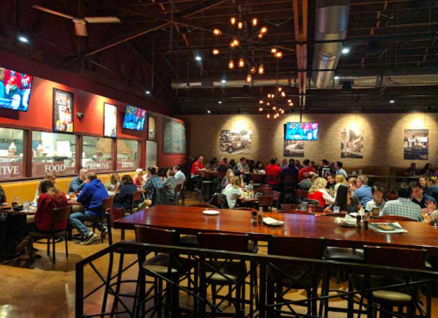 Photo #2 Main Space - Full Buyout at Tap House Grill - Palatine