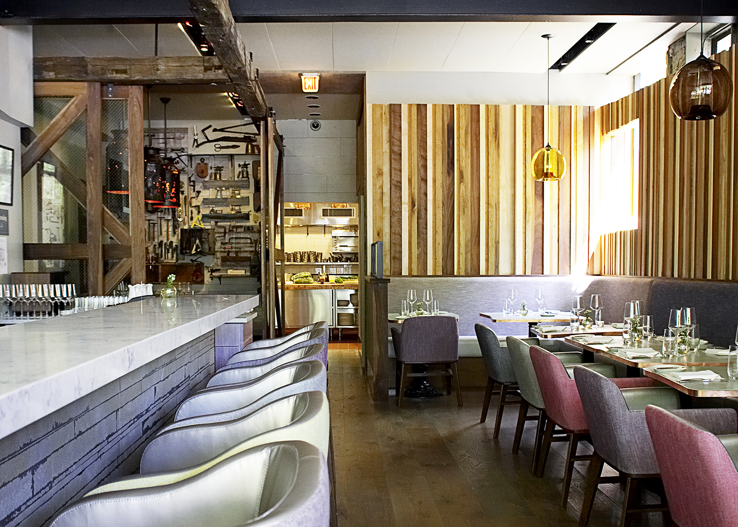 Blenheim  event space at Blenheim Restaurant in New York City, NYC, NY/NJ Area