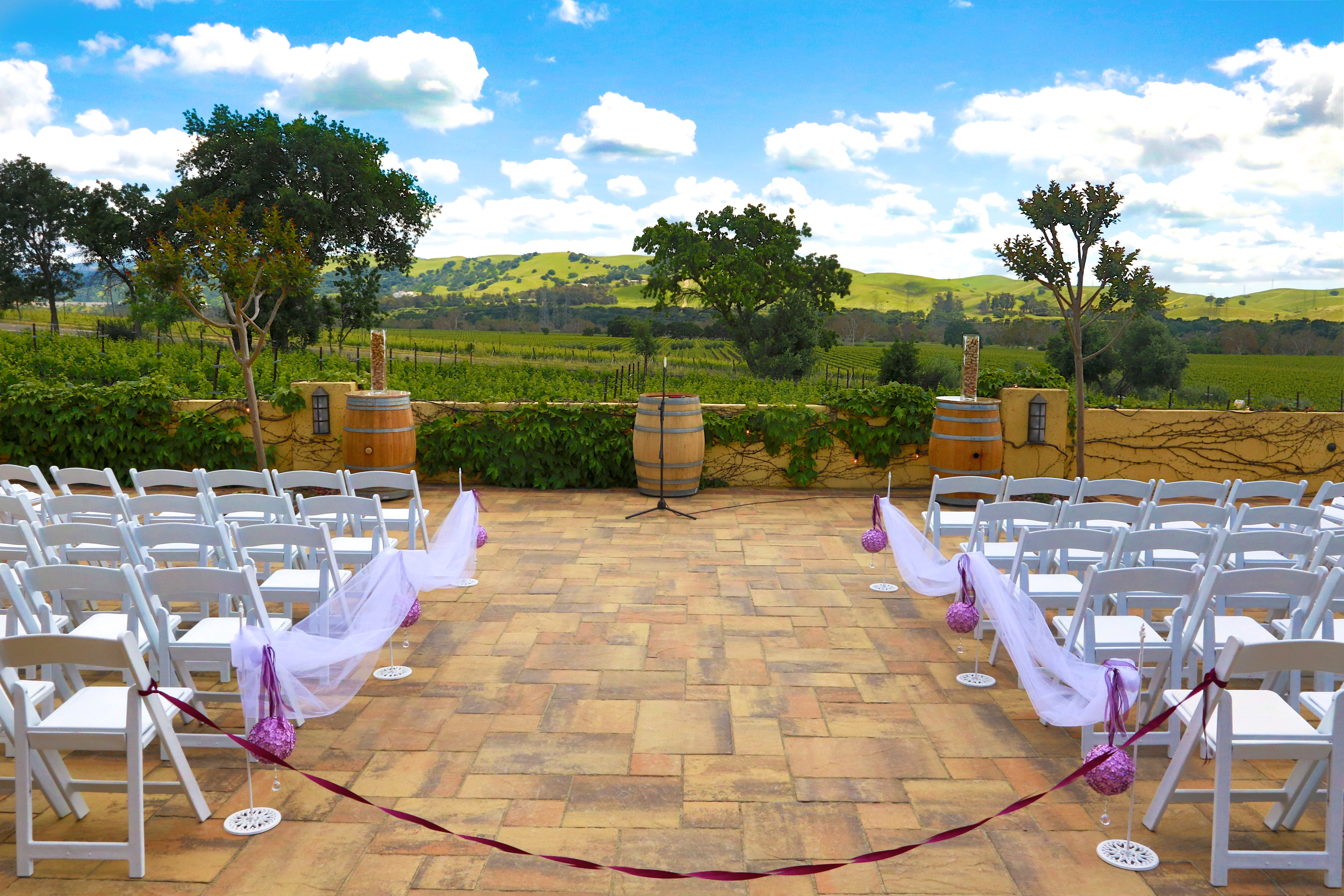 Photo #2 Banquet Room at Las Positas Vineyards Winery & Event Center