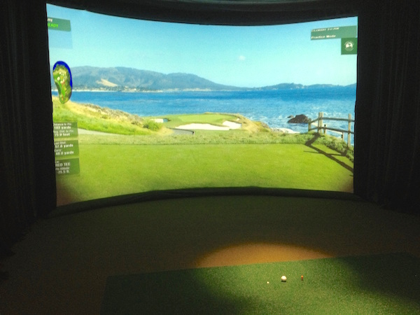 GolfCave - Clark event space at GolfCave - Clark in New Jersey
