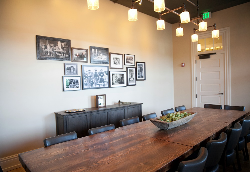 Photo #4 Private Dining Room at Commissary SF