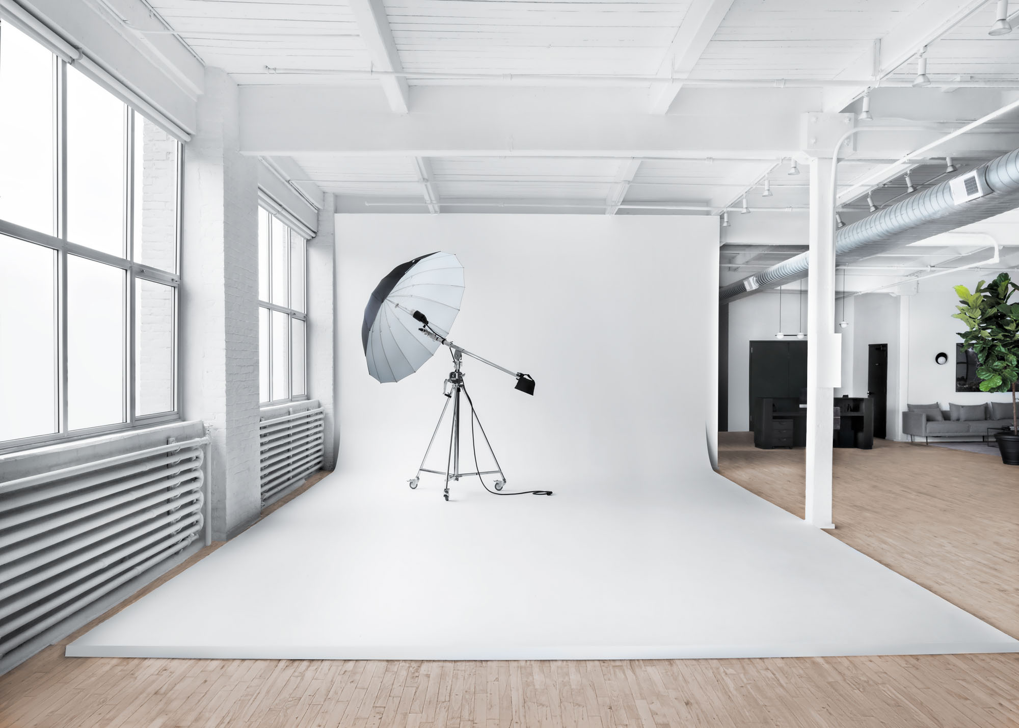 Photo #12 Full Service Daylight Photo Studio In Long Island City at Slate Studios
