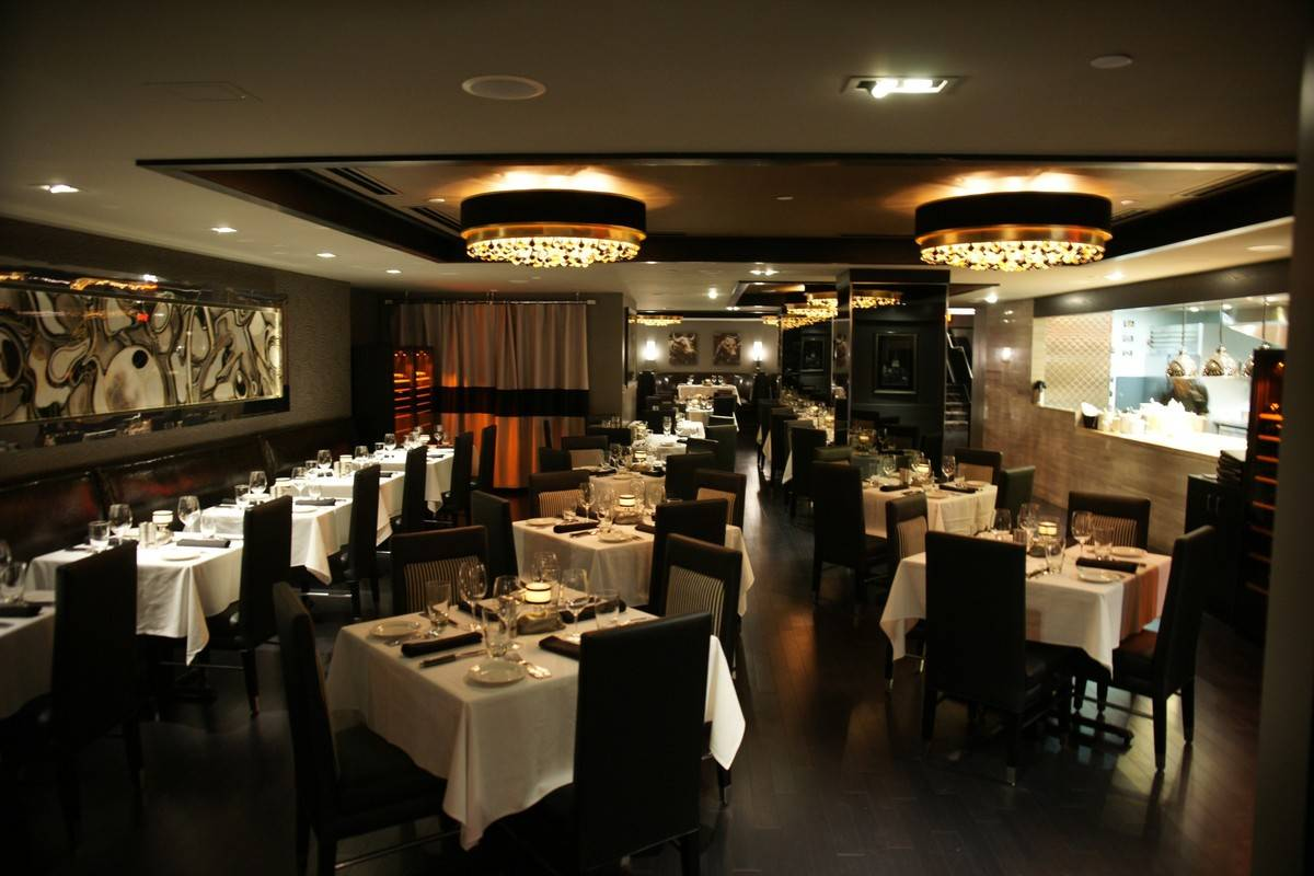 Morton's The Steakhouse - World Trade Center event space in New York City, NYC, NY/NJ Area
