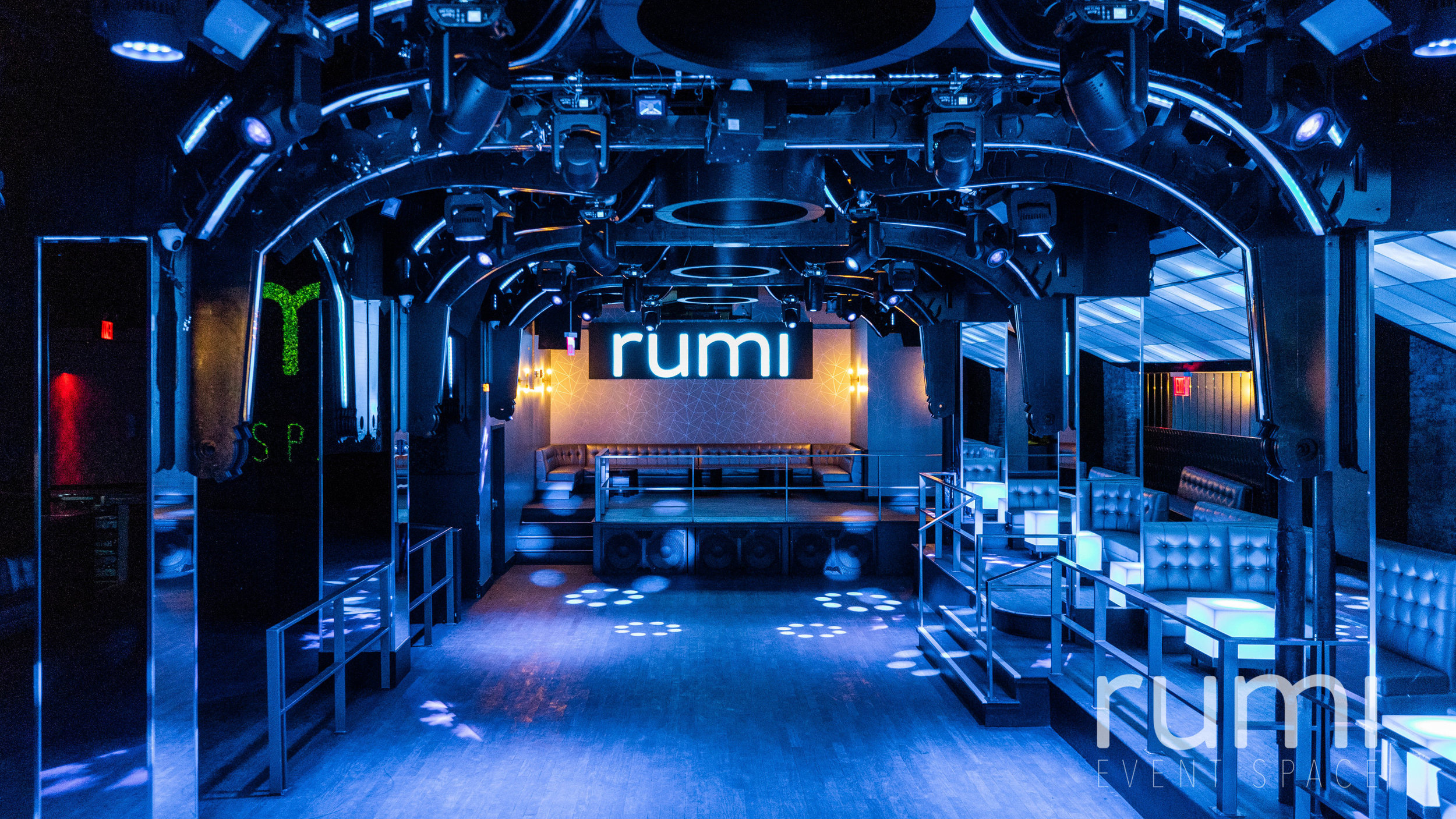 Photo #5 Event Space at RUMI Event Space
