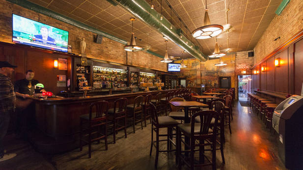 Clark Street Ale House event space in Chicago, Chicagoland Area