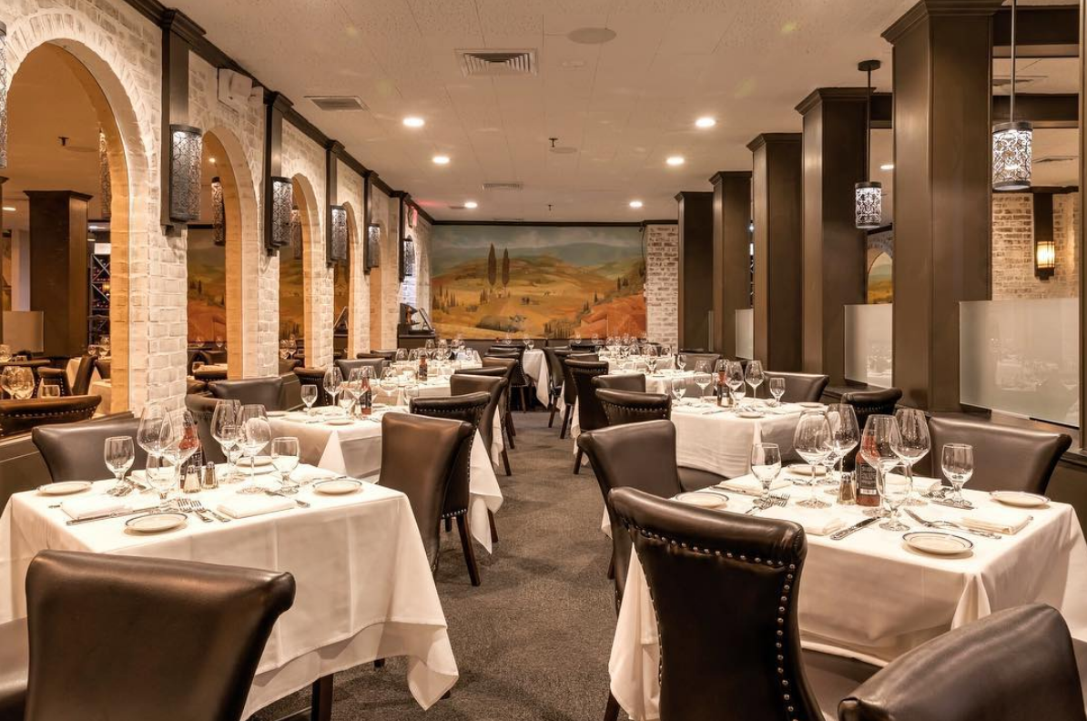 Tuscany Steakhouse event space in New York City, NYC, NY/NJ Area