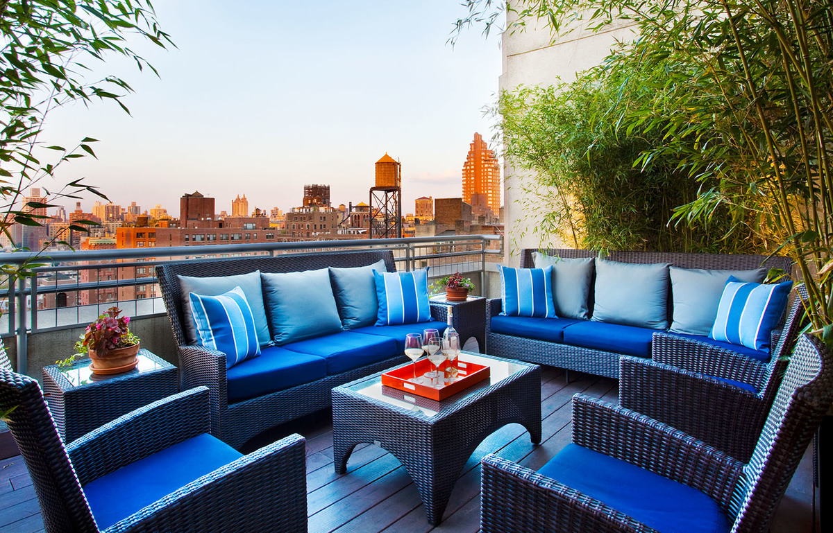 Photo #3 Rooftop at Arthouse Hotel