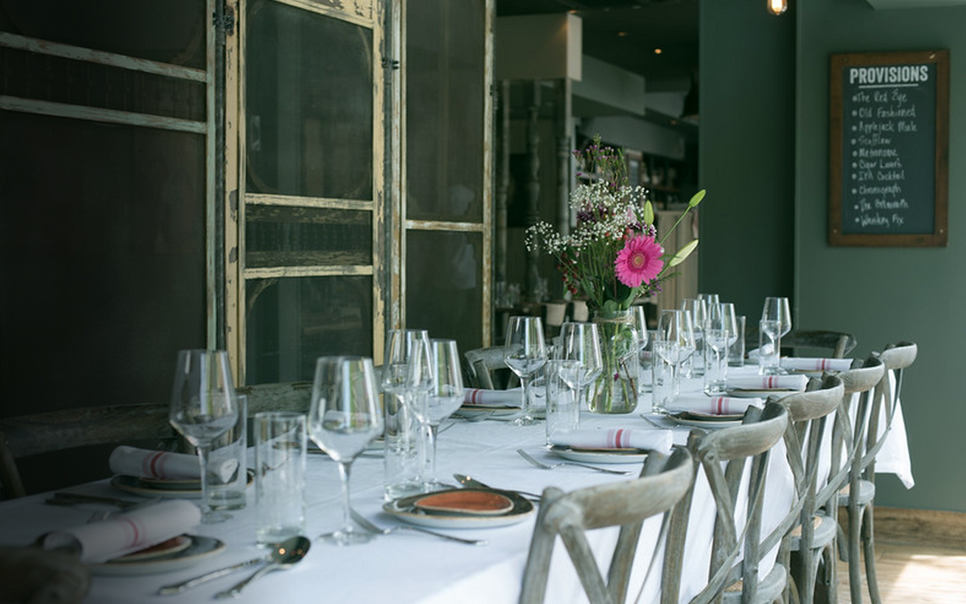 Photo #3 Private Dining Room at Provision No. 14