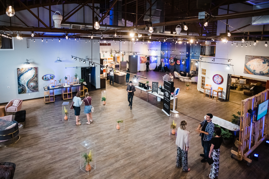 Cultivated Synergy event space in denver