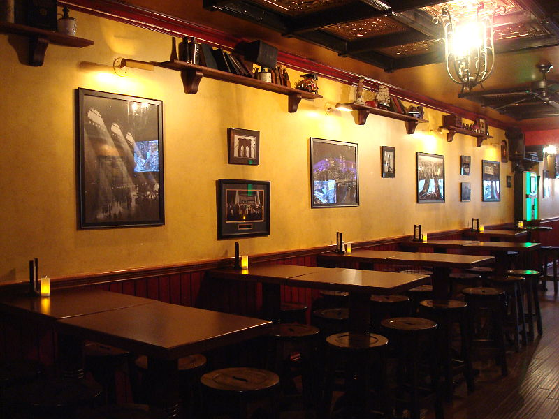Full Venue event space at Slattery's Midtown Pub in New York City, NYC, NY/NJ Area