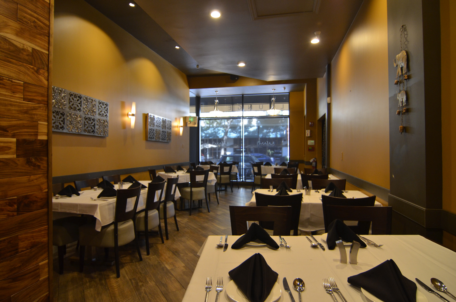 Photo #4 Main Dining Room at Rasam's Modern Indian Cuisine