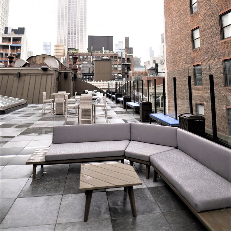Roof Terrace event space at NYC Roof Terrace in New York City, NYC, NY/NJ Area