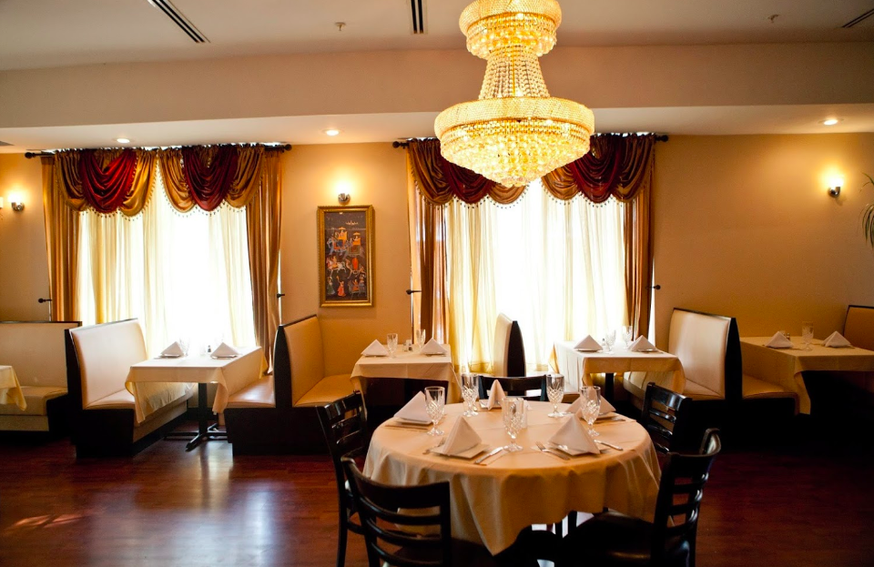 Cafe of India event space in Washington DC, Maryland, Virginia, DC Area