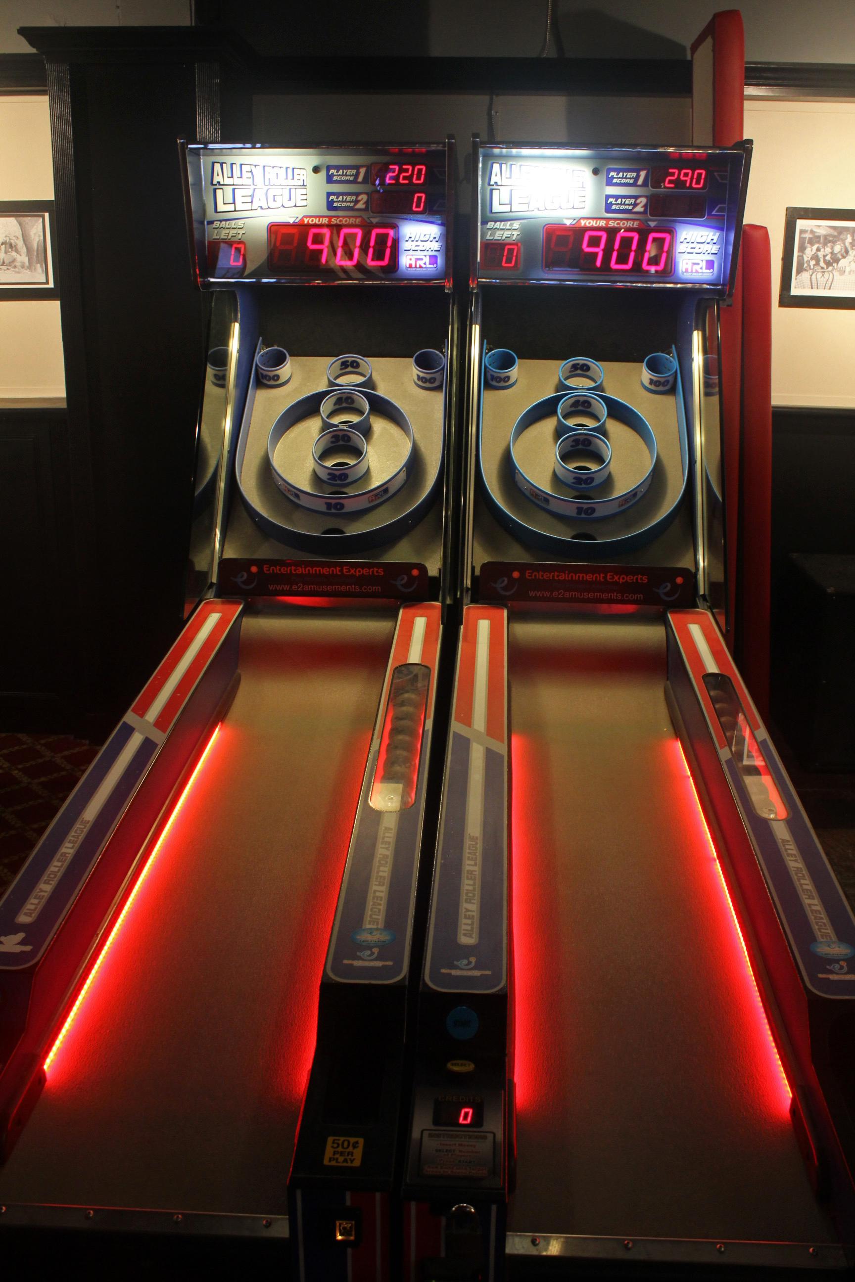 Photo #2 Game Room at Tapp'd Bethesda