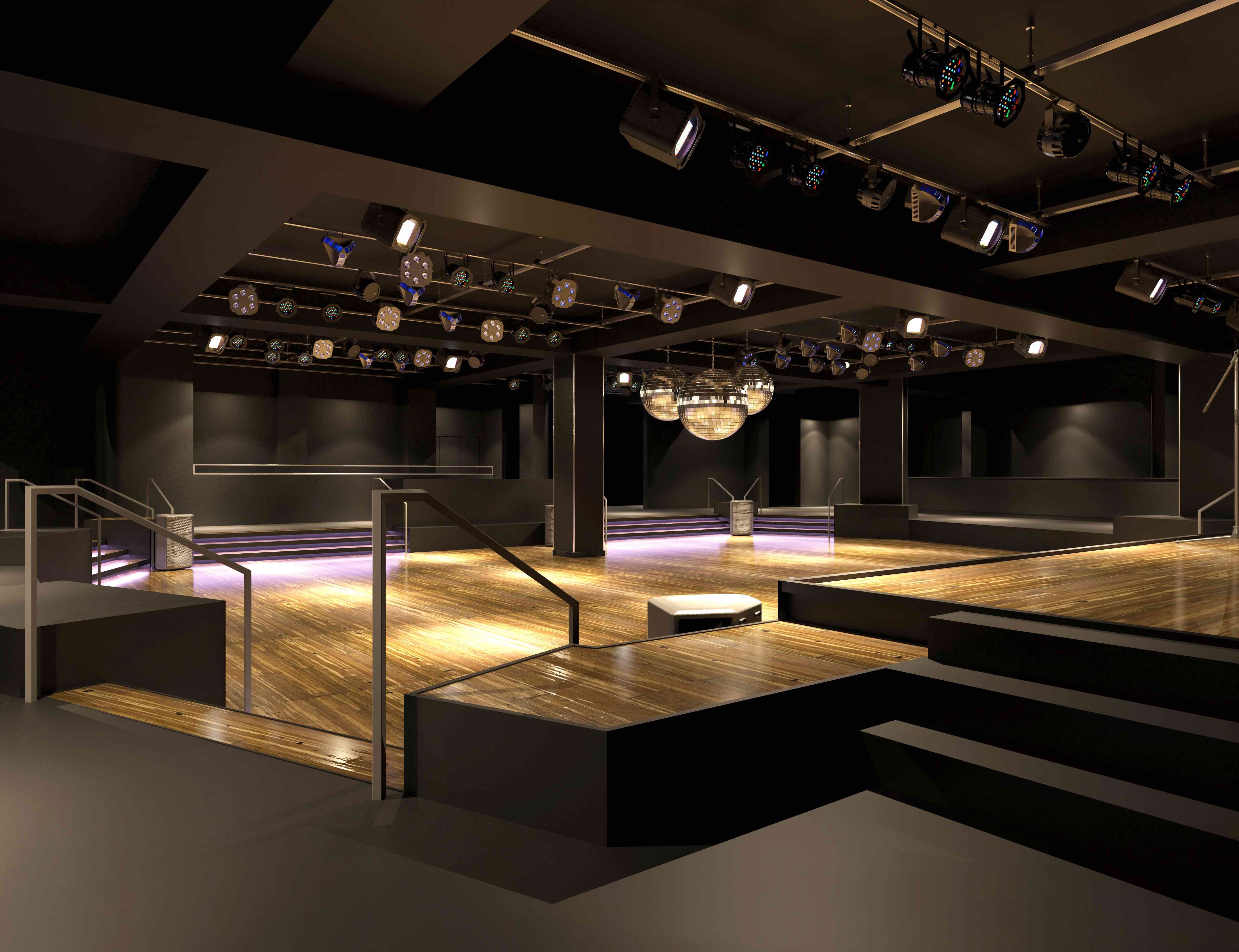 Black Box event space at Cachet Boutique NYC in New York City, NYC, NY/NJ Area