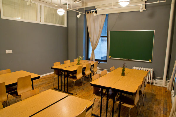 Photo #22 Lecture Room at Natural Gourmet Institute