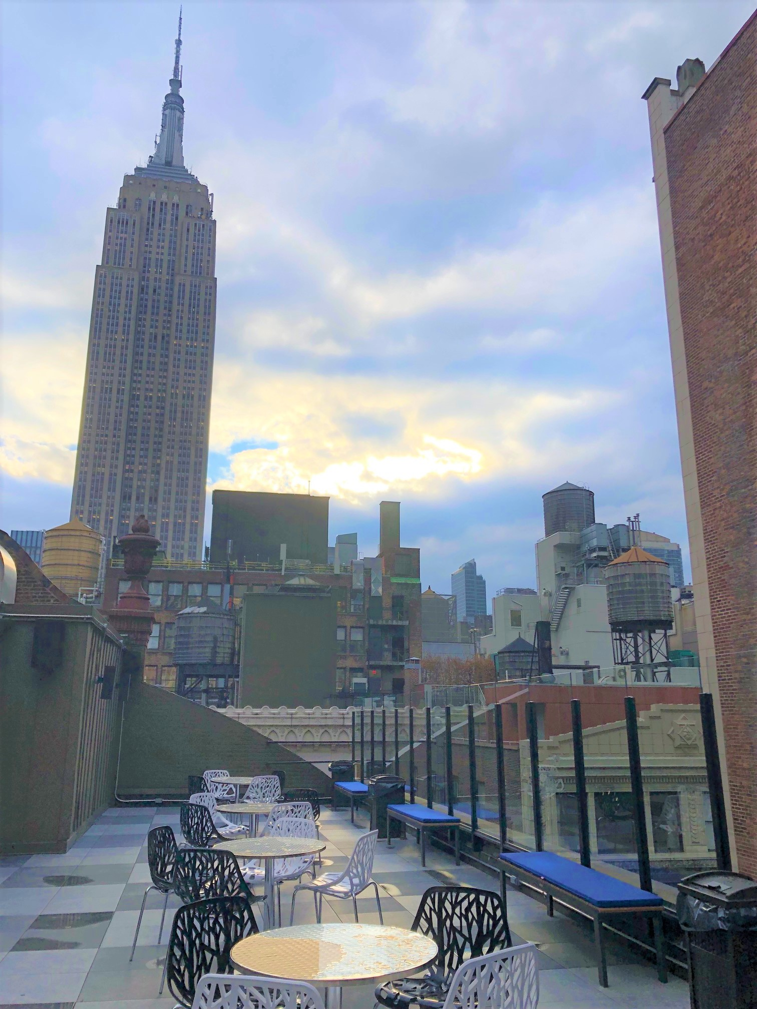 Photo #4 Roof Terrace at NYC Roof Terrace