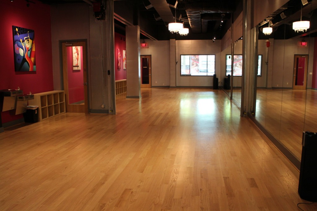 Salsa With Silvia Dance Studio event space in Washington DC, Maryland, Virginia, DC Area