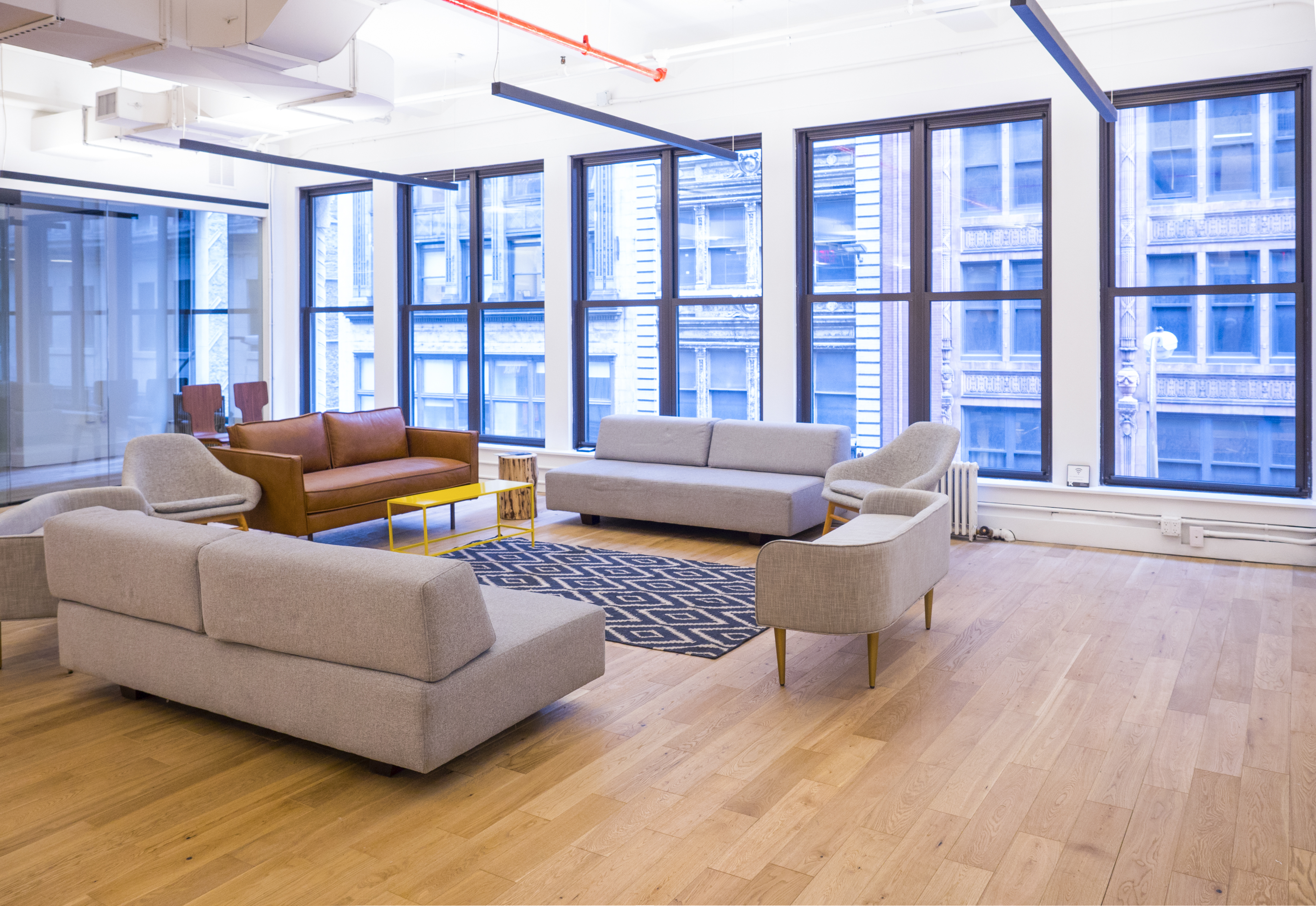 Full Venue event space at Knotel Bryant Park - Events Loft in New York City, NYC, NY/NJ Area