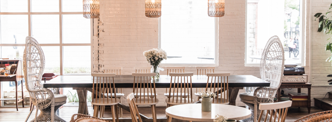 Semi-Private Event event space at Maison Marcel in Chicago, Chicagoland Area