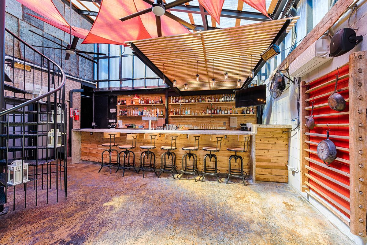 Restaurant event space at Stable DC in Washington DC, Maryland, Virginia, DC Area