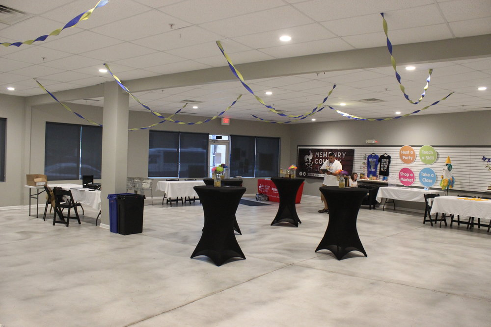 Main Space event space at Mixin Mingle - McHenry in Chicago, Chicagoland Area