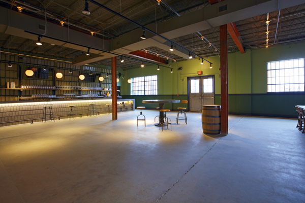 Main Space event space at One Eight Distilling in Washington DC, Maryland, Virginia, DC Area