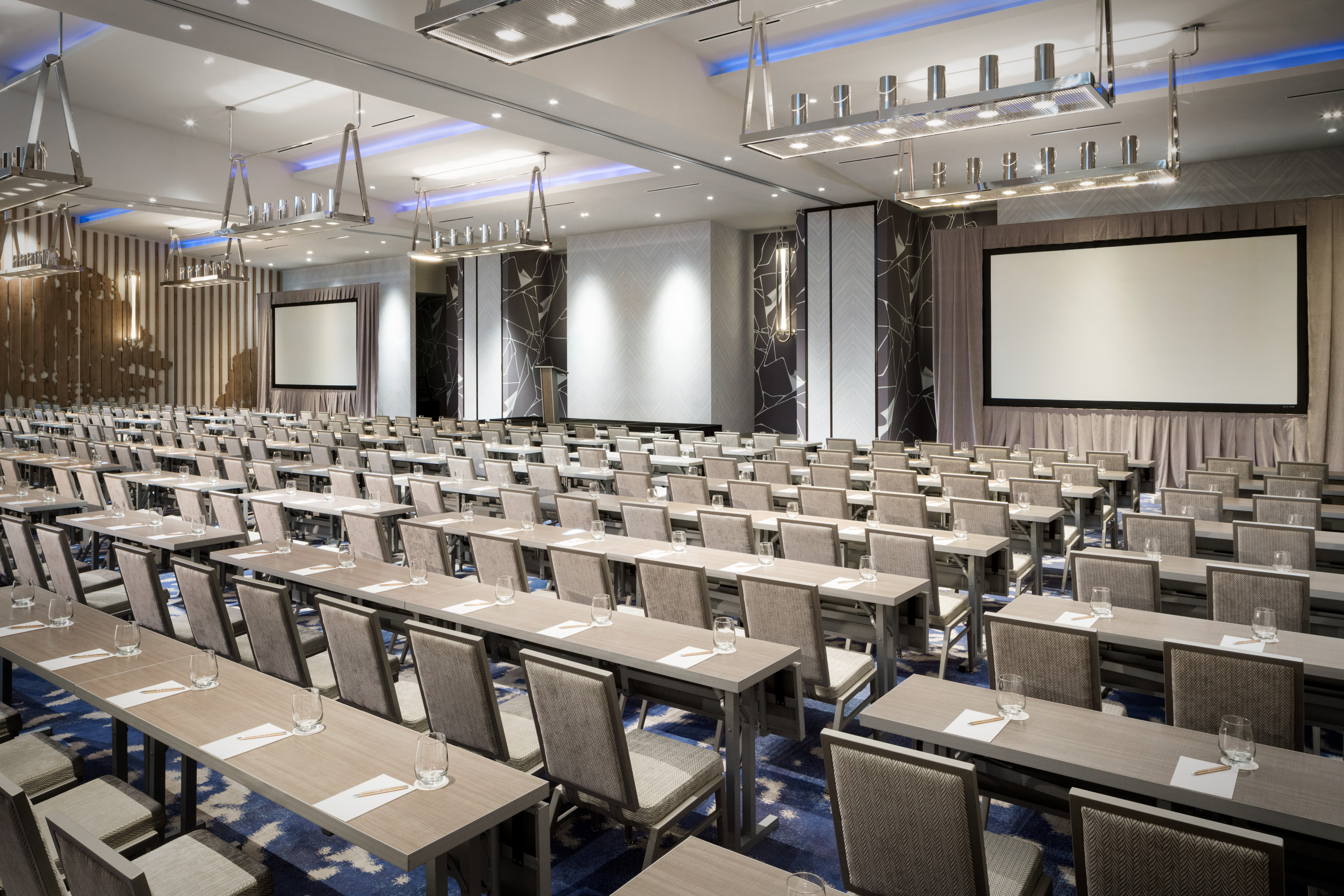 Brilliance Ballroom event space at Hotel Nia, Autograph Collection in New York City, NYC, NY/NJ Area