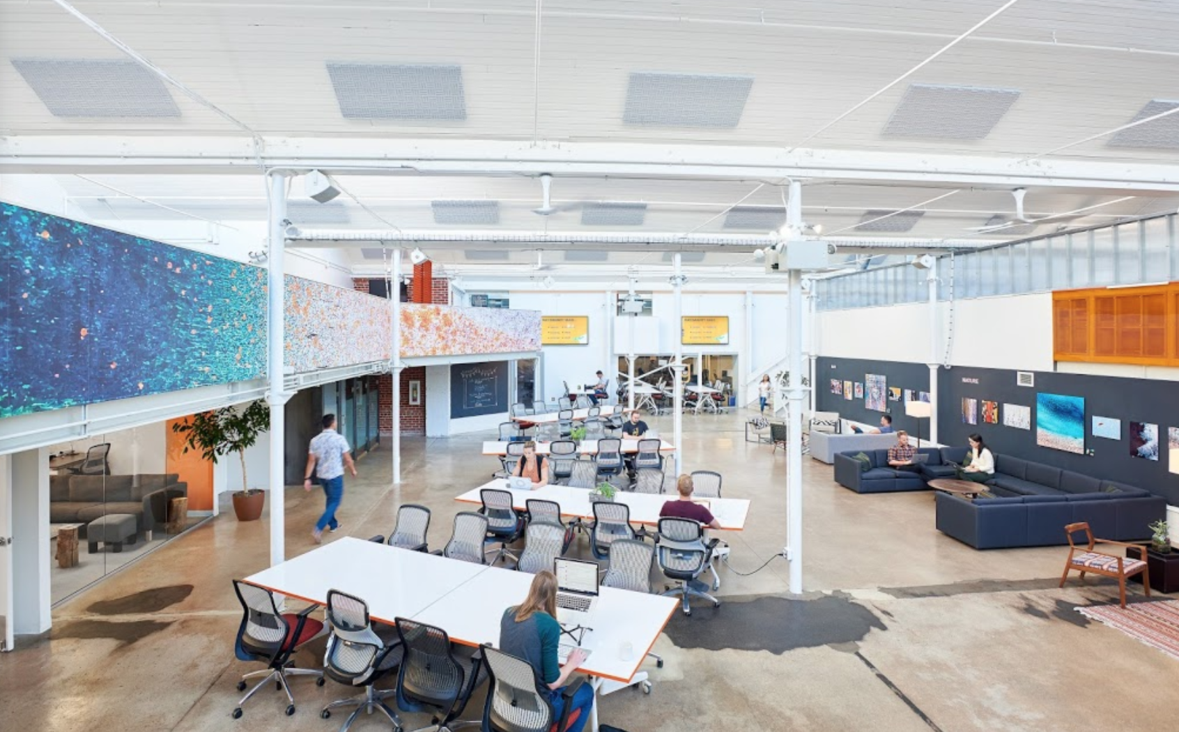 Galvanize Denver Golden Triangle event space in denver