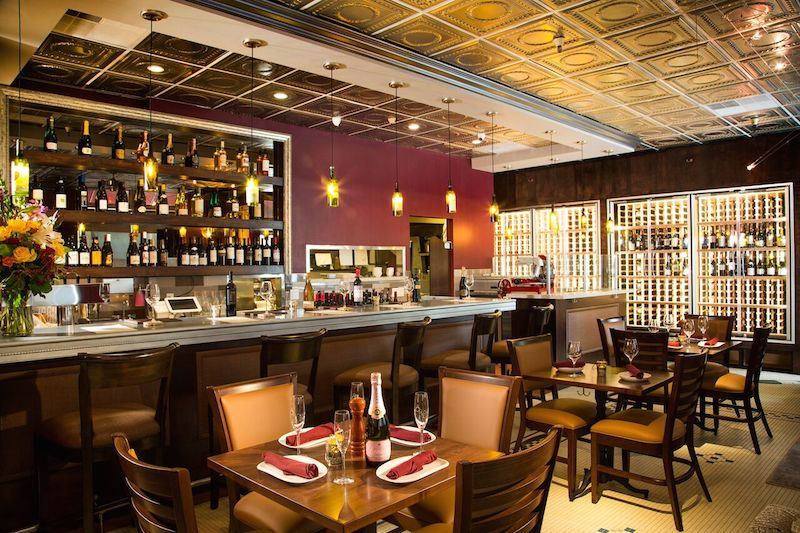 Main Room event space at Scopo Divino in San Francisco, SF Bay Area, San Fran