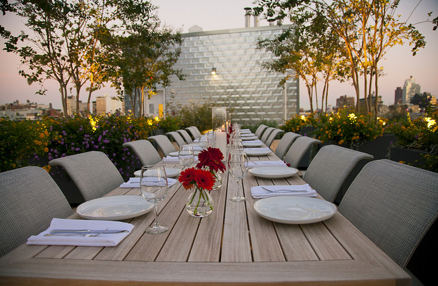 Photo #15 Rooftop Herb Garden at Michael Kors Building at God's Love We Deliver