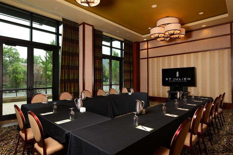St. Julien Hotel & Spa event space in denver