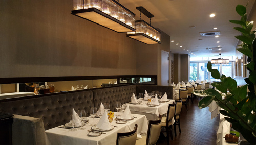 Photo #3 Dining Room at Allora