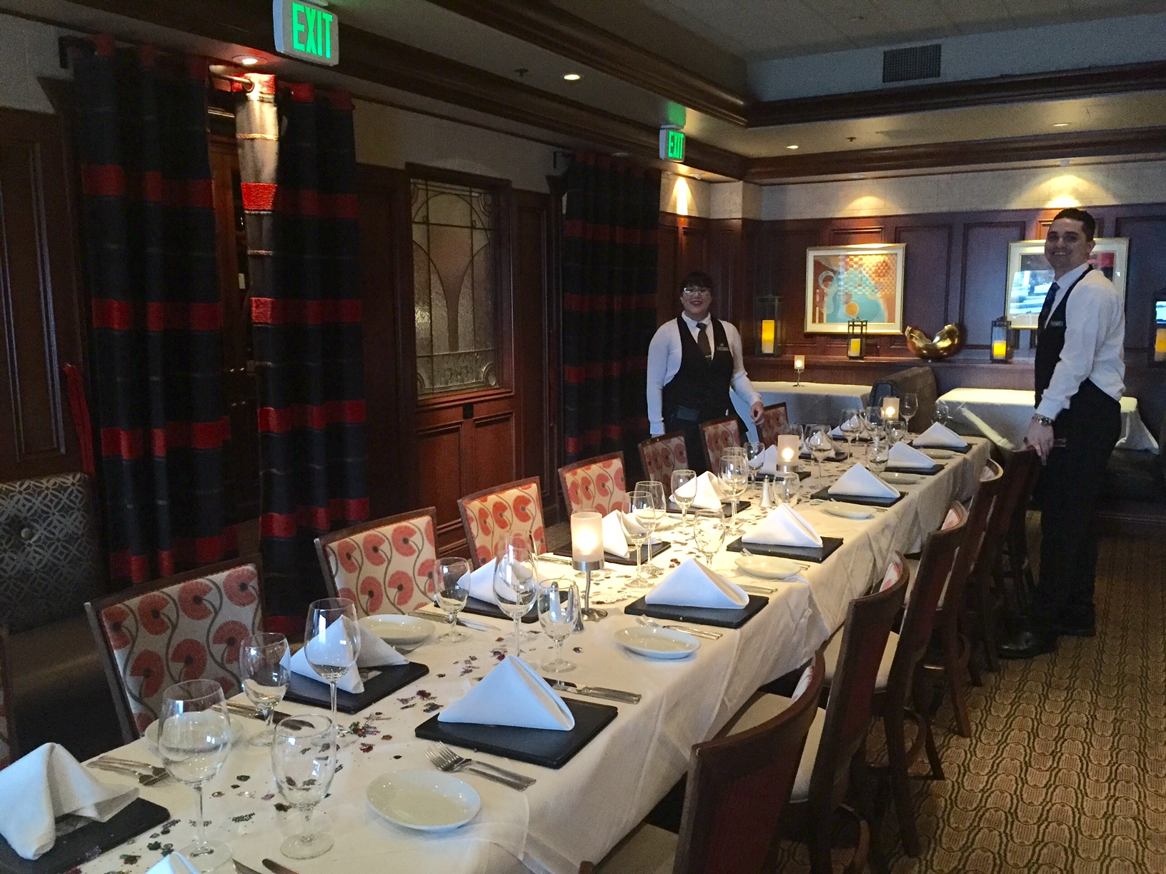Photo #7 Franklin Room at Ruth's Chris Steak House