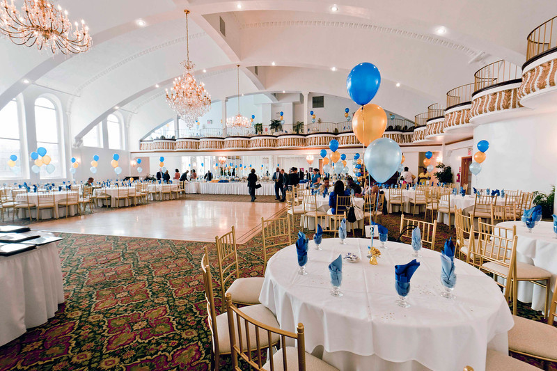 Full Venue event space at The Alhambra Ballroom in Chicago, Chicagoland Area