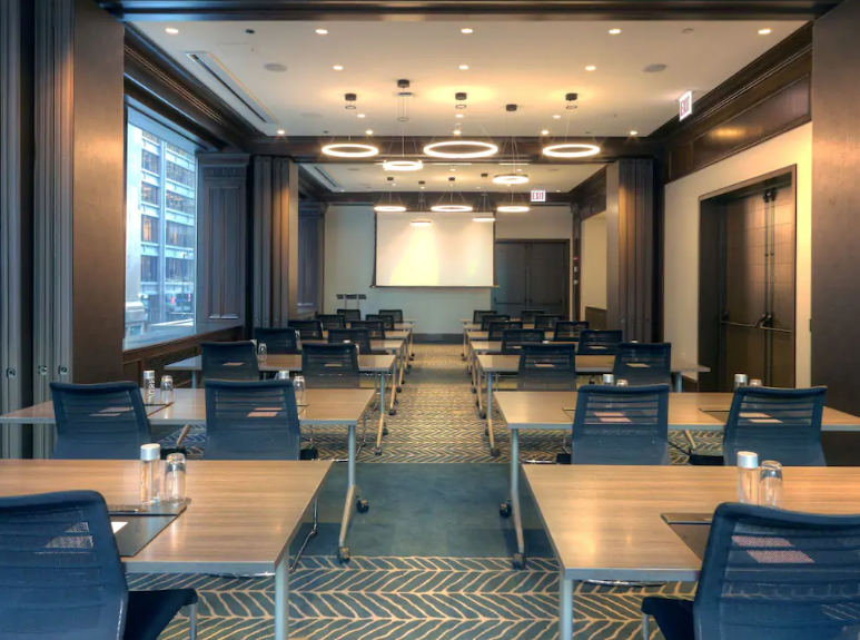 Photo #2 Meeting Space at Hyatt Centric