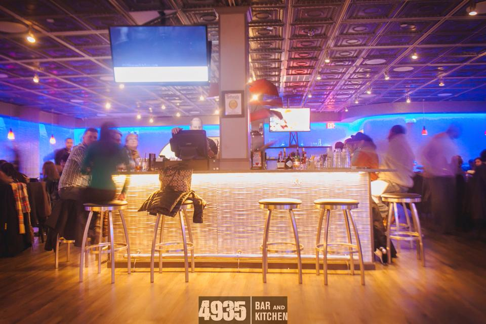 Full Venue event space at 4935 Bar and Kitchen in Washington DC, Maryland, Virginia, DC Area