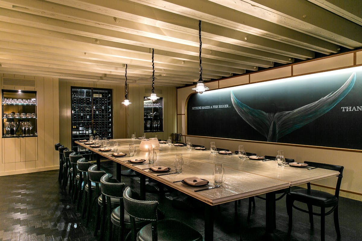 Photo #2 The Whale Room  at GT Fish and Oyster
