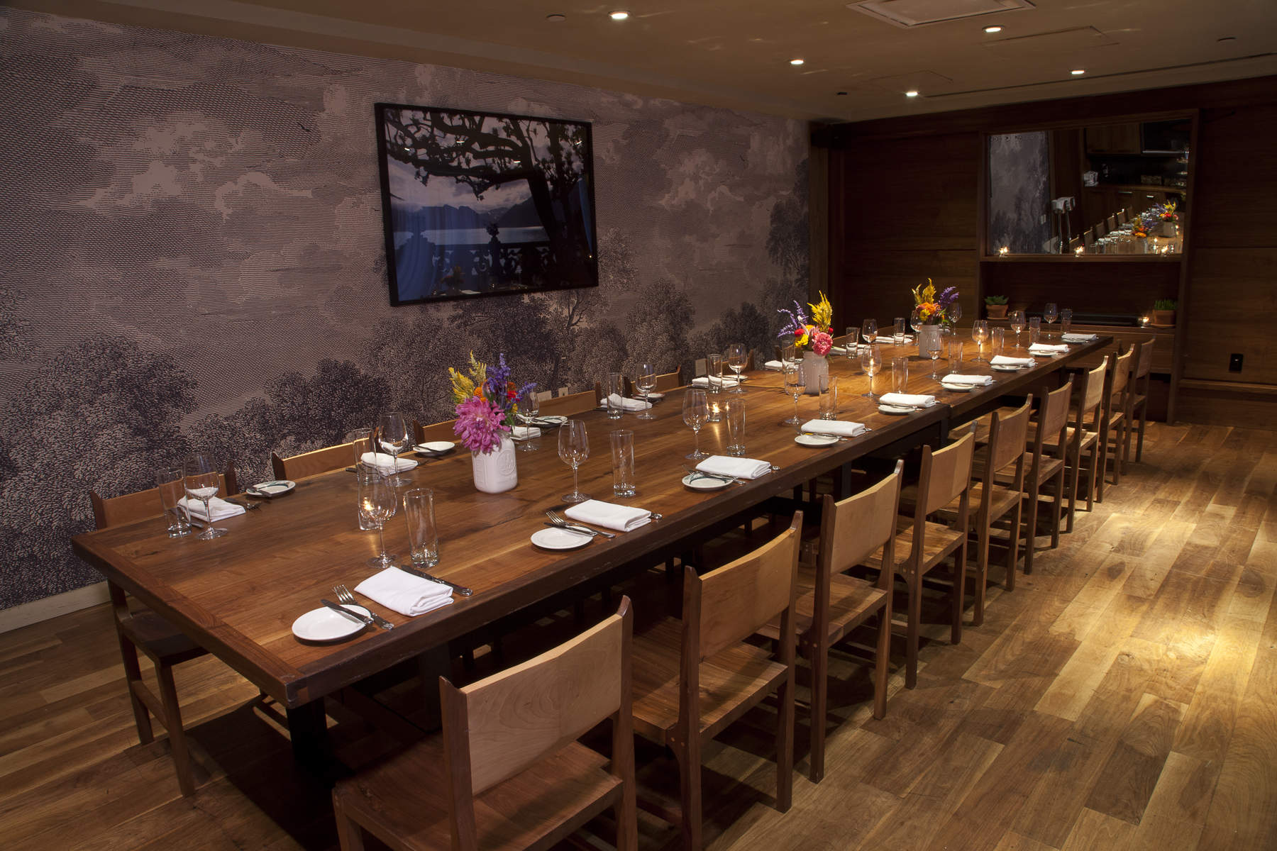 Photo #3 Private Dining Room  at Butter Midtown