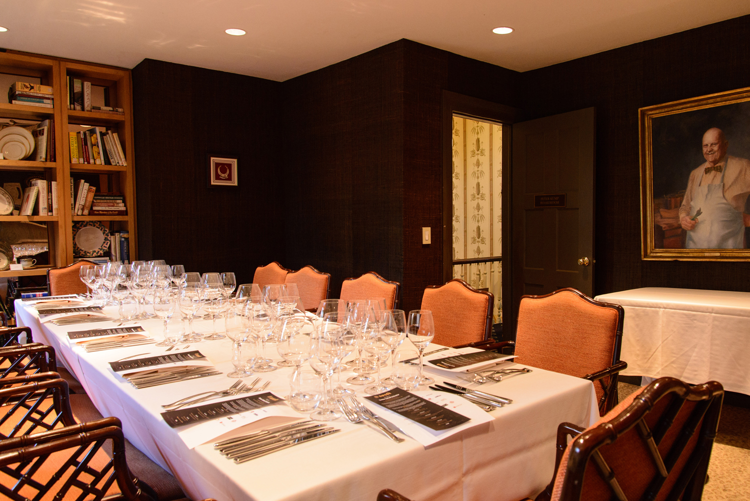 Photo #2 Peter Kump Boardroom at The James Beard House