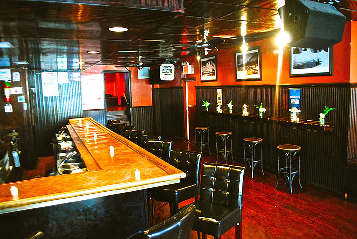 Photo #4 Upstairs Private Bar & Lounge at Mad River Bar and Grille