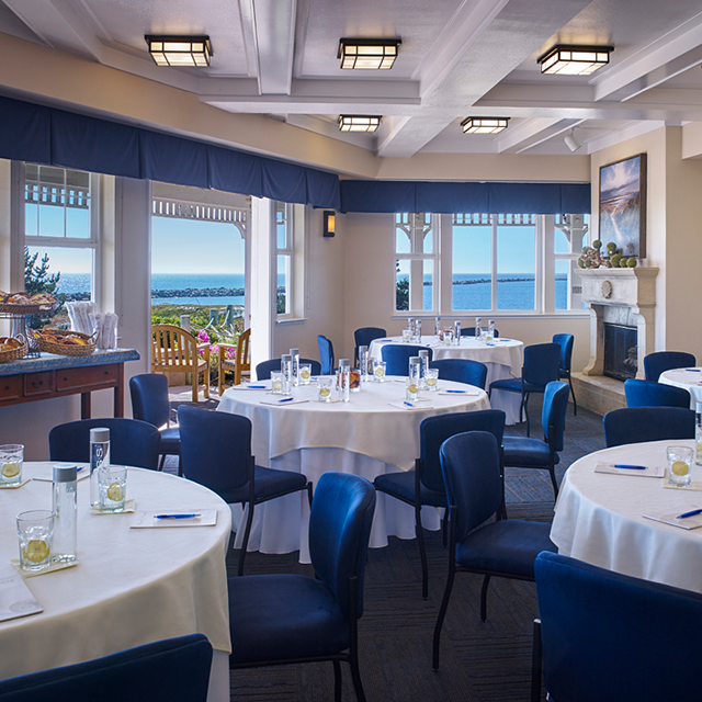 Ocean Terrace event space at Beach House Inn in San Francisco, SF Bay Area, San Fran