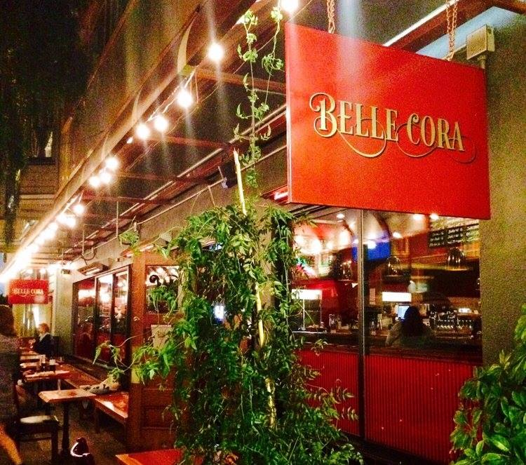 Belle Cora event space in San Francisco, SF Bay Area, San Fran