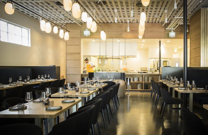 Full Venue event space at Bird Dog in South San Francisco