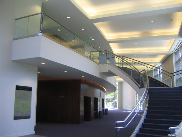 Photo #3 Grand Foyer at Napa Valley Performing Arts Center at Lincoln Theater