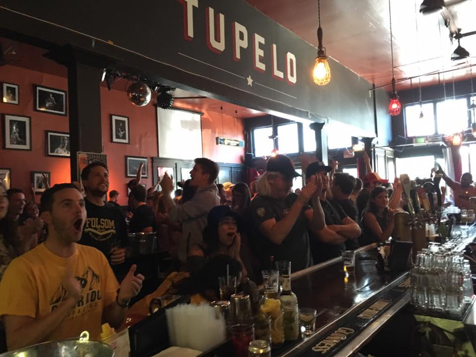 Full Venue Buyout event space at Tupelo in SF
