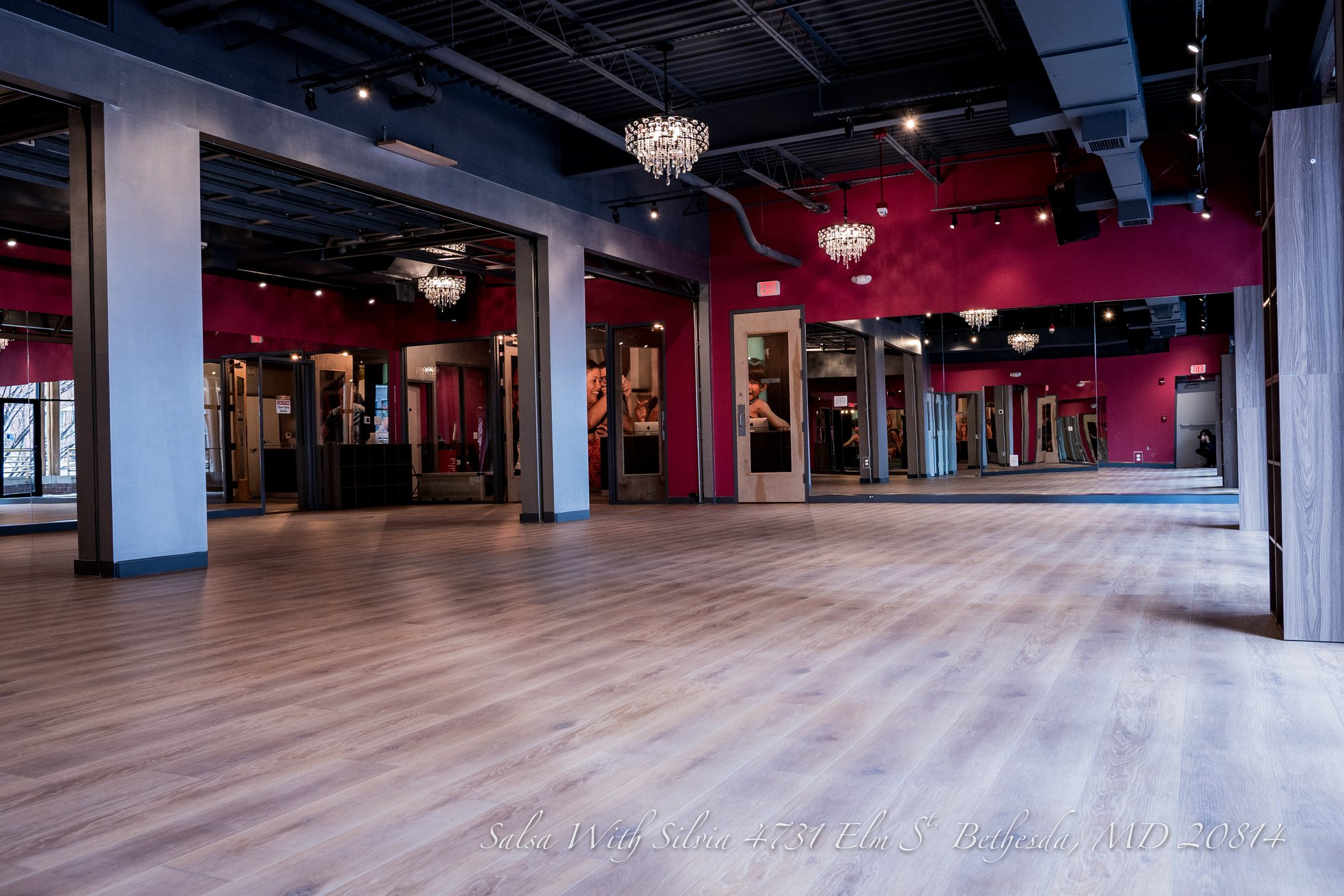 Photo #4 Full Venue Reservation at Salsa With Silvia Ballroom (Bethesda)