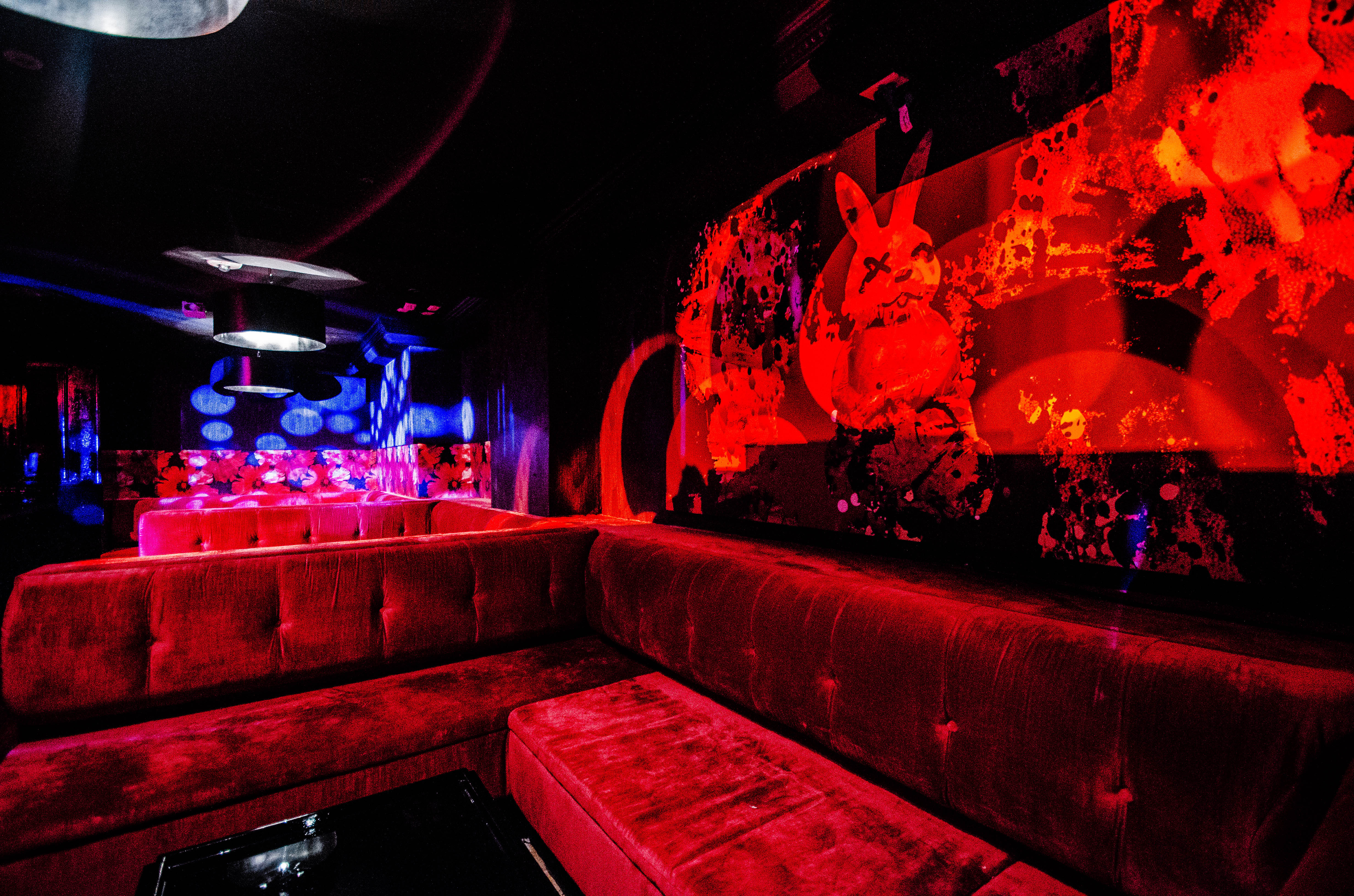 Photo #2 Full Venue at Red Rabbit Club